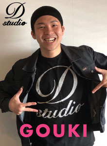 GOUKI(D STUDIOインストラクター)