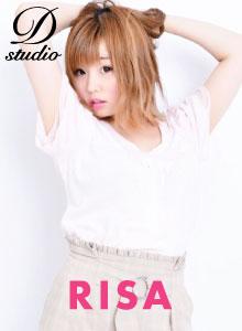 RISA(D STUDIOインストラクター)